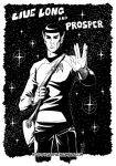 Live long and prosper by SuiseiKillfaeh