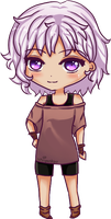 : Prize : Chibi - Dimitri for Hot-Gothics by ichiipanpan