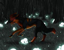 Magic Forest by GreeNissy