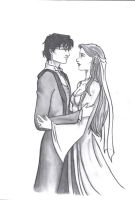 The Wedding Harry Ginny by K-Laine