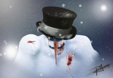 Bad Mr Frosty by UmbrellaSpecter