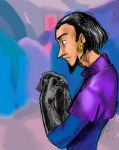 Clopin's Blue Period by jameson9101322