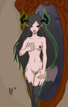 Lilith's Mirror 13 by rick404