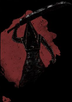 Pyramid Head 1.1 by r2r87
