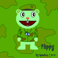 Flippy Colored by Project---Shadow