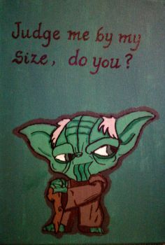 Yoda by Shottis