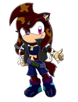 Millennium the hedgehog by GistMellow