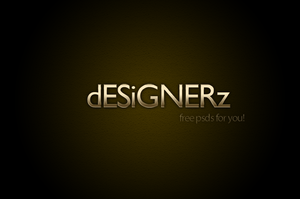 Gold Text Effect by SET07
