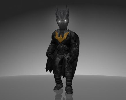 All New Armored Batgirl by dead82