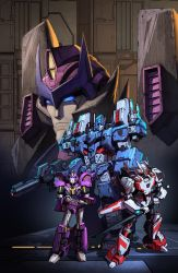 IDW Transformers Lost Light #5 by geeshin