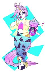 Frappe Unicornio by ChicaG