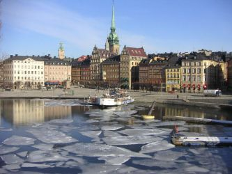 Stockholm by camillaa