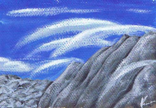 Grey Mountians by ArtLover57