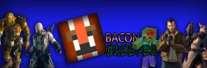 Bacon Creeper TopicStorm Banner by Buizleflare