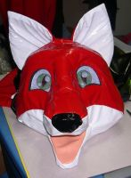 Rubber fox - I get asked to make weird things by Bladespark