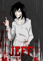 Jeff The Killer by sherlleen