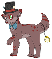 Mad Hatter Adopt (CLOSED) by all-type-adopts