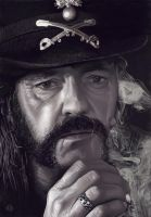 Mr Lemmy Kilmister by firehazzard-designs
