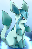 Collab: Glaceon by DreamyNormy