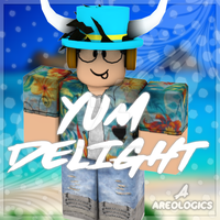 Gfx Logo For Yum Delight 2 by AreologicsRBLX