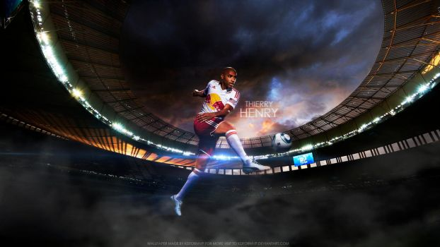 Thierry Henry by KDforMVP