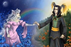 Other side of the rainbow by Soumin