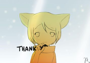 Thank you by Tailiya