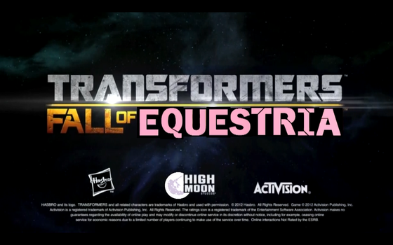 Transformers: Fall of Equestria by Bysen
