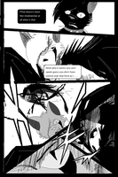 Shadow claw vs Shadow frost finale manga page 20 by ShadowClawZ