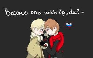 gift for 2pRussia by foxchi