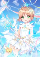 Cardcaptor Sakura Clear Card by Hinamico