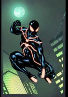 Bigtime Spidey for Hasbro by EdMcGuinness