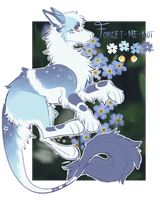- Forget-Me-Not | [ WINNERS ! ] by Baigel