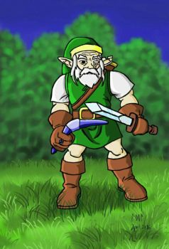 Link: The Older  Years   by Lebe-das-Leben