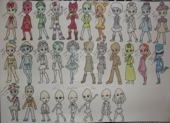 humanized shopkins 5/5 by Jeanette9a