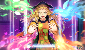 The Ultimate, Absolute Secret God - Okina Matara by lynncholy