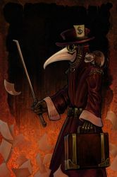 The Taxman by ursulav