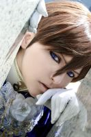 SETO KAIBA - Cosplay - Fanartversion VIII by Shinkan-Seto