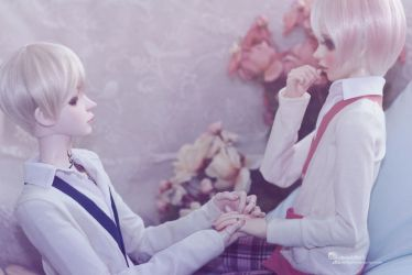 Love Between Us - Propose by darknaito