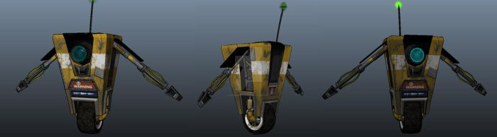 Claptrap by CrimsonStrife