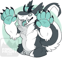 show me ur paws by ForestFright
