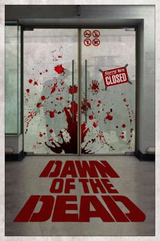 AZ Dawn Of The Dead by elcadejoblanco