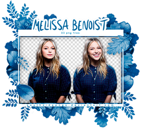Png Pack 3801 - Melissa Benoist by southsidepngs
