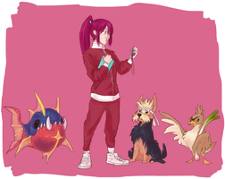 Team Gou by SplitSoulSister