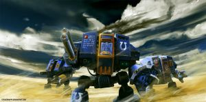 Dreadnoughts by stickerhappy
