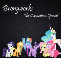 Bronyworks Coronation Special album art by KroK-13
