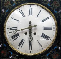 clock 6 by Meltys-stock