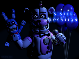 Funtime Freddy Poster by jorjimodels