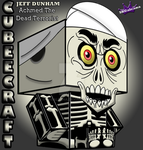 Jeff Dunham Achmed the dead Terrorist Cubeecraft