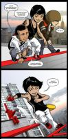 Crossover  - Parkour? by m-u-h-a